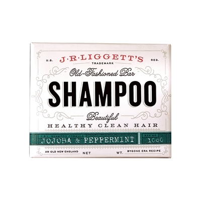Shampoo Bar Mini Jojoba & Peppermint 18g