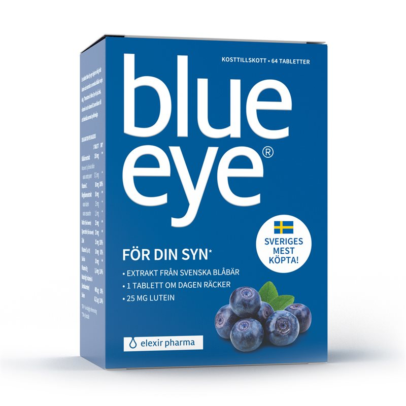 blue eye tabletter