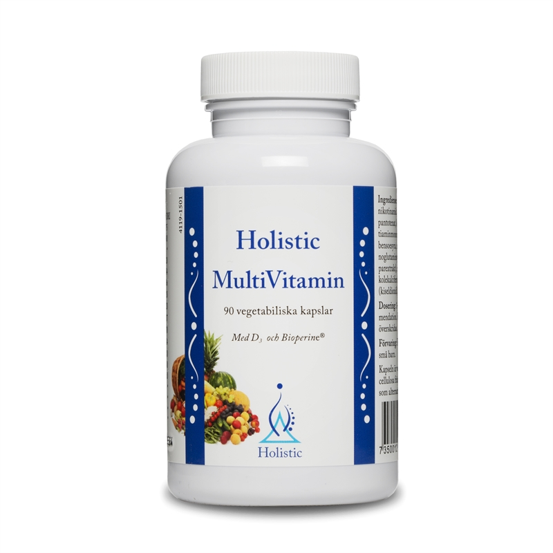 MultiVitamin 90 kapslar