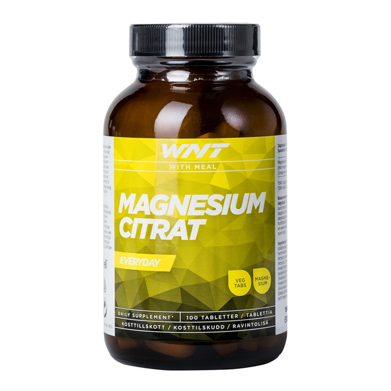 wnt magnesium citrat