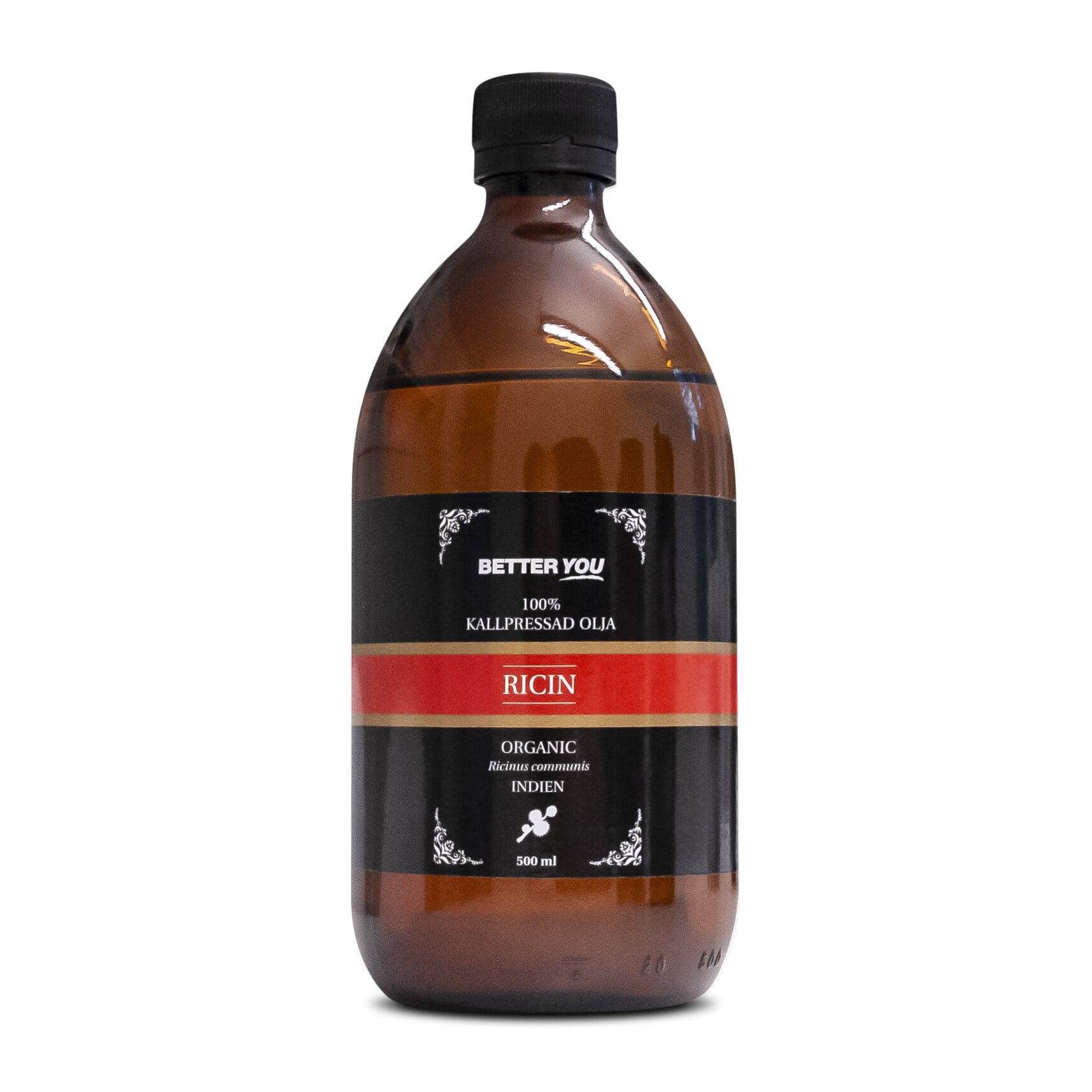 ricinolja 500 ml