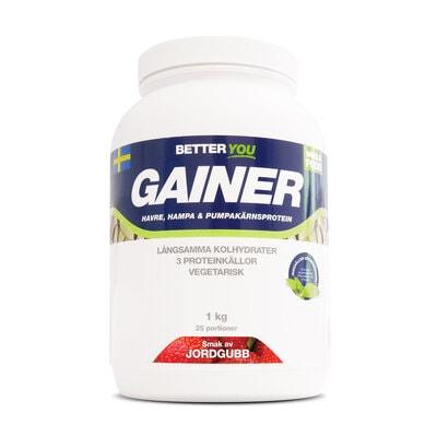 viktökning protein